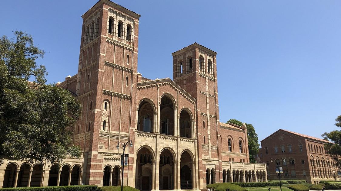 EC アカデミー UCLA