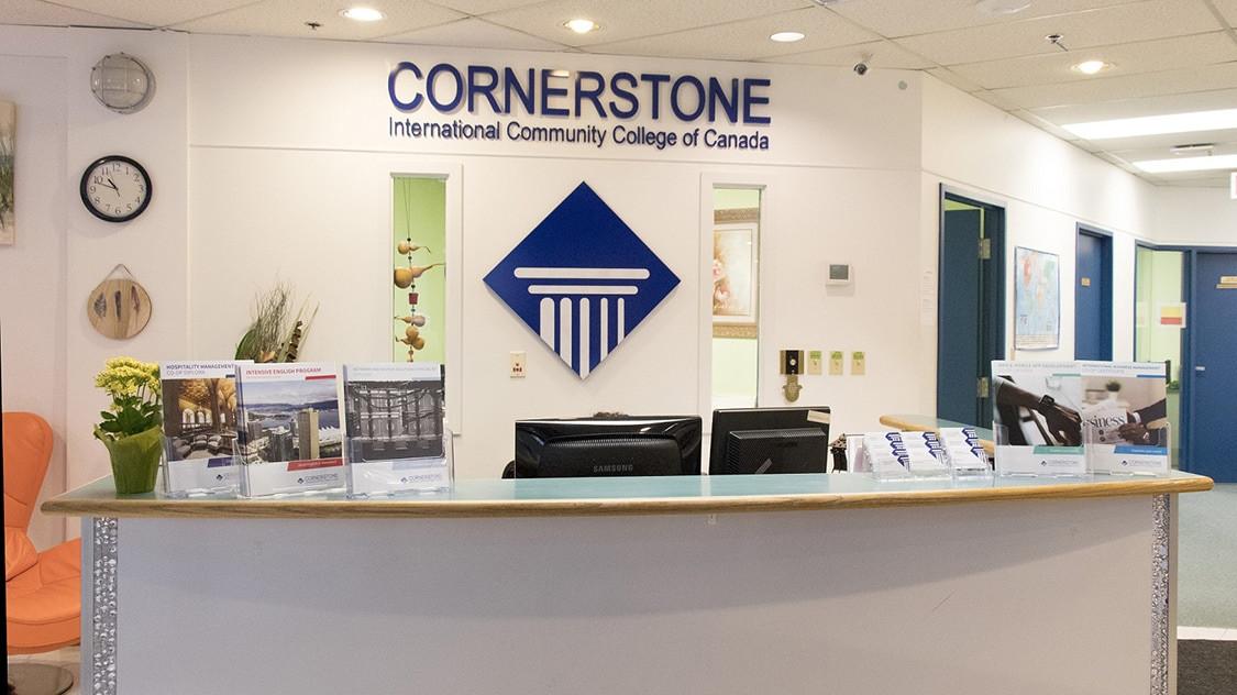 コーナーストーン インターナショナル コミュニティー カレッジ オブ カナダ