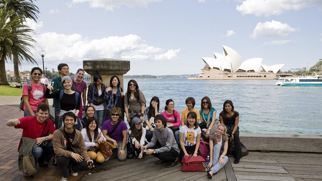 インターナショナル ハウス シドニーシティ校