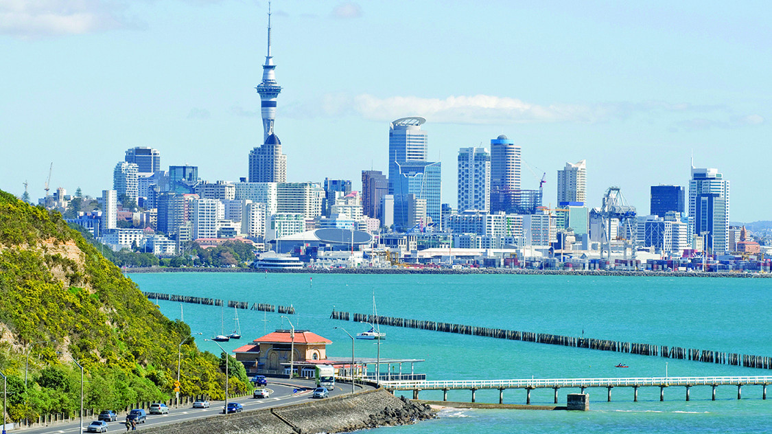 ISS Auckland