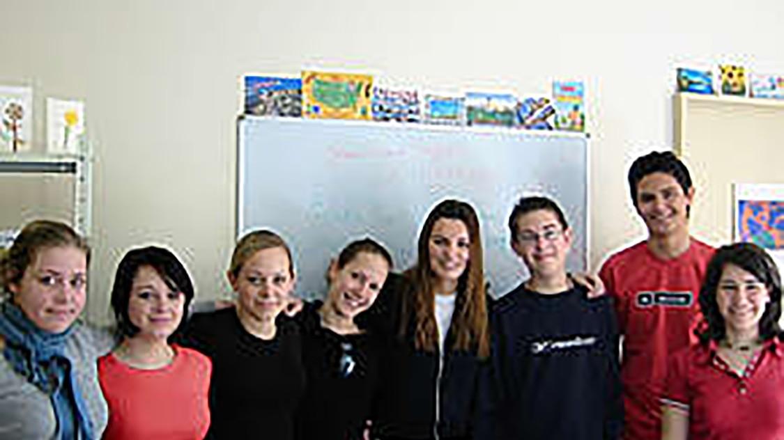 シュプラッハカフェ ニース校