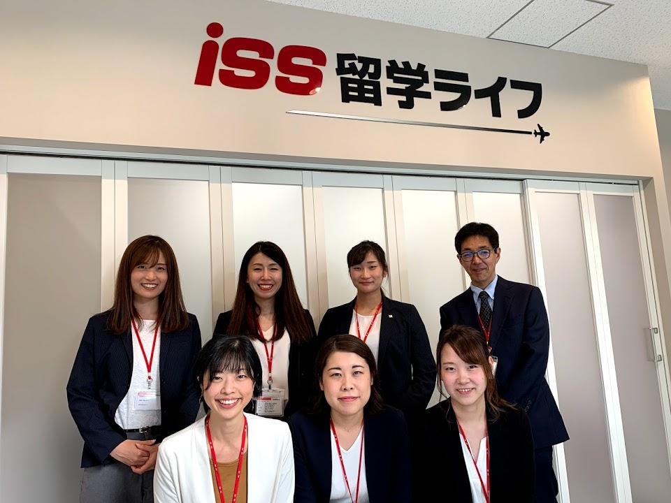 ISS留学ライフ大阪支店