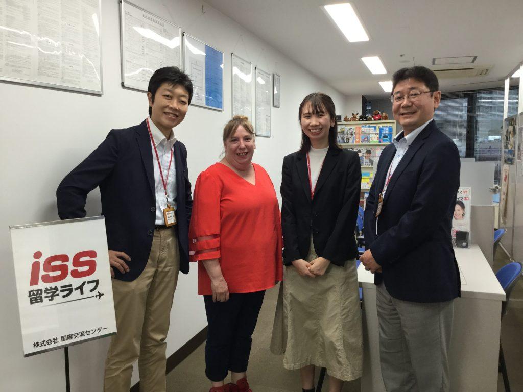 ISS留学ライフ名古屋支店