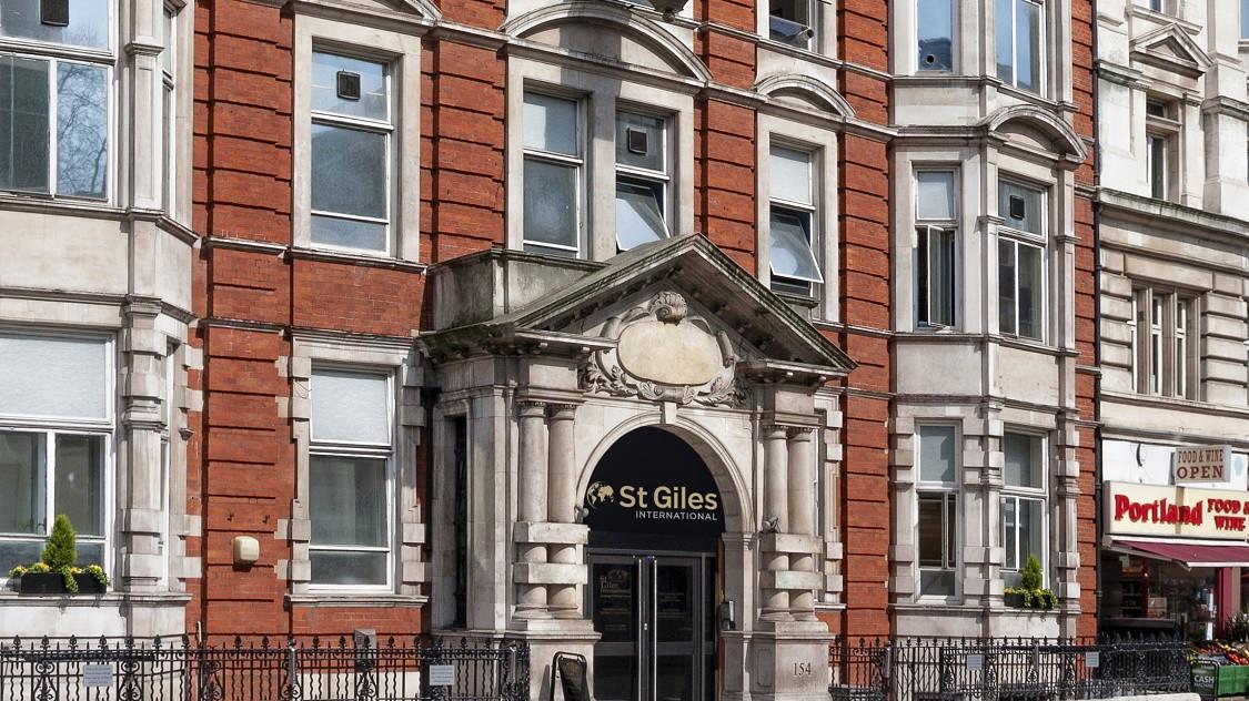 セントジャイルス ロンドン セントラル校